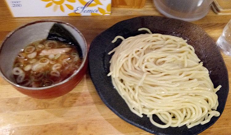 つけ麺 大盛 440g(780円)