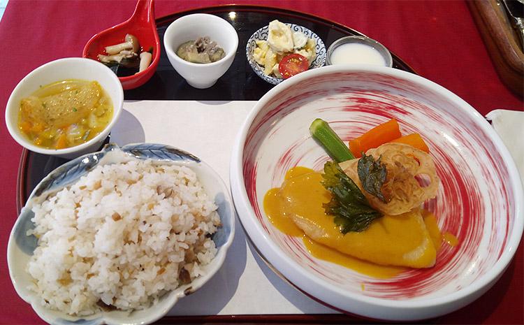 お魚料理セット(1,000円)