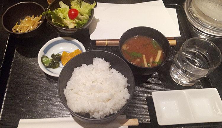 串揚げランチ(1,000円)
