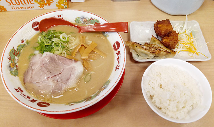 とくとくセット![こってり](898円)