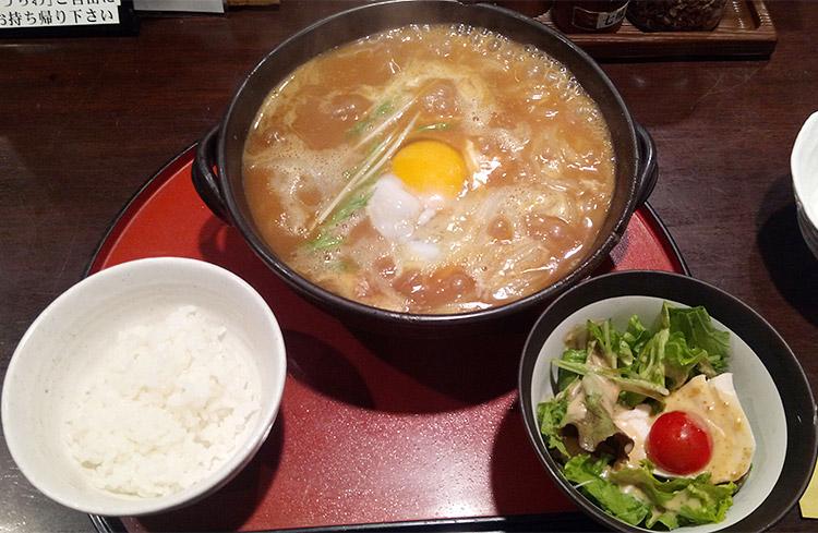 カレーうどん(1,000円)