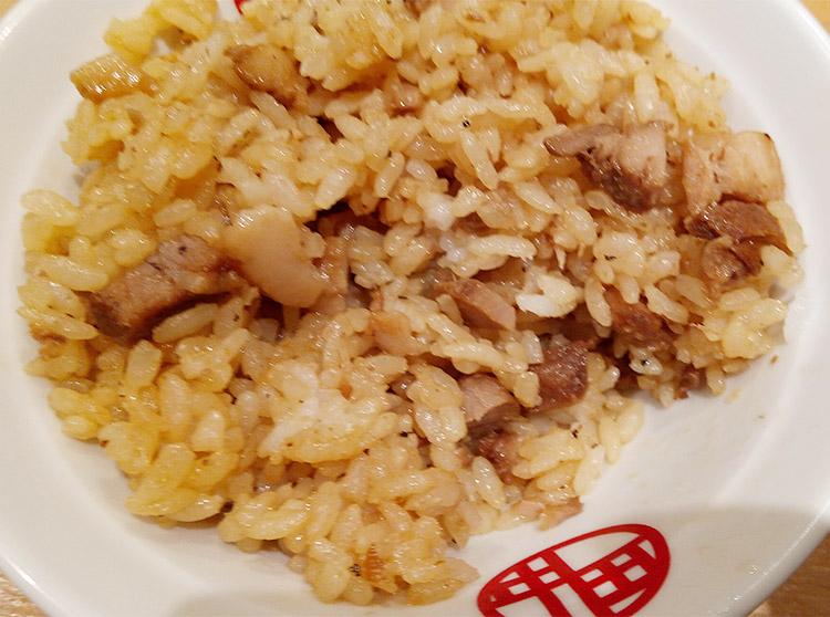 「特製肉めし(330円)」
