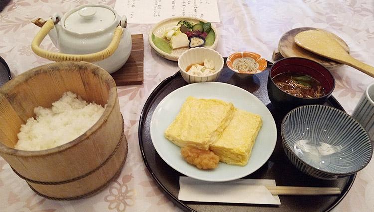 八坂[出し巻玉子](1,100円)