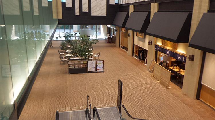 赤坂インターシティAIR 地下1階