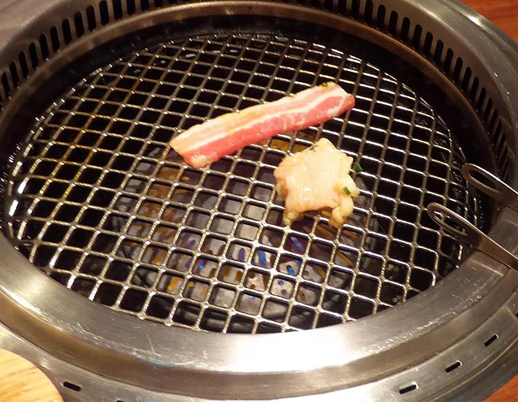 「シャンボール」で「焼肉ビジネスランチ(1,000円)」