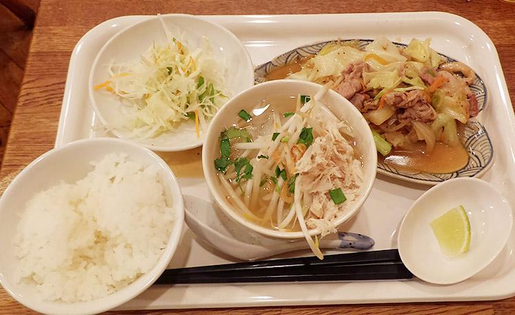 日替わりオススメランチ(980円)
