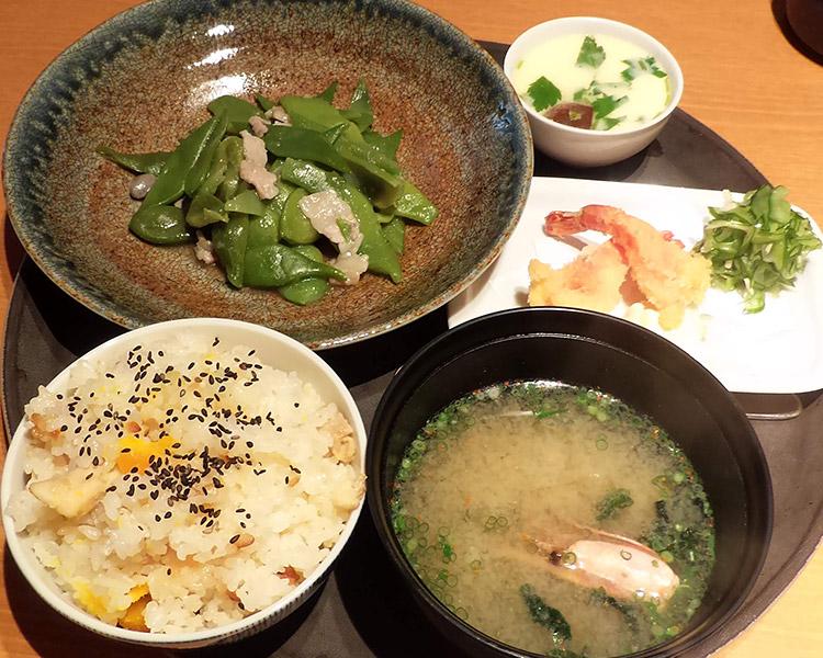 旬菜セット(1,200円)