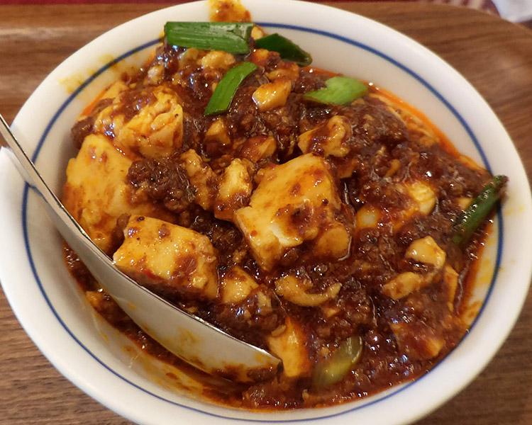 ミニ陳麻婆豆腐(300円)