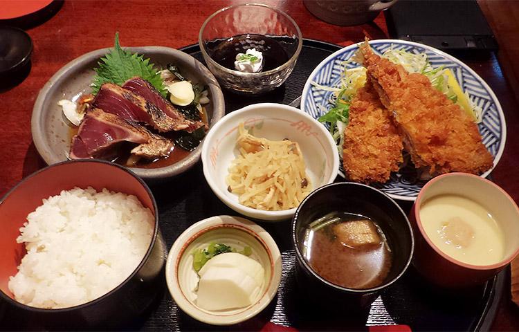 週替わり定食A(1,280円)