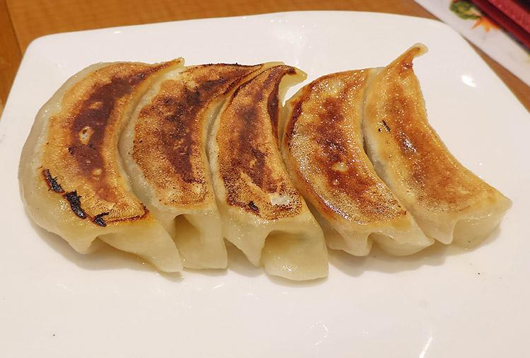 焼餃子(280円)