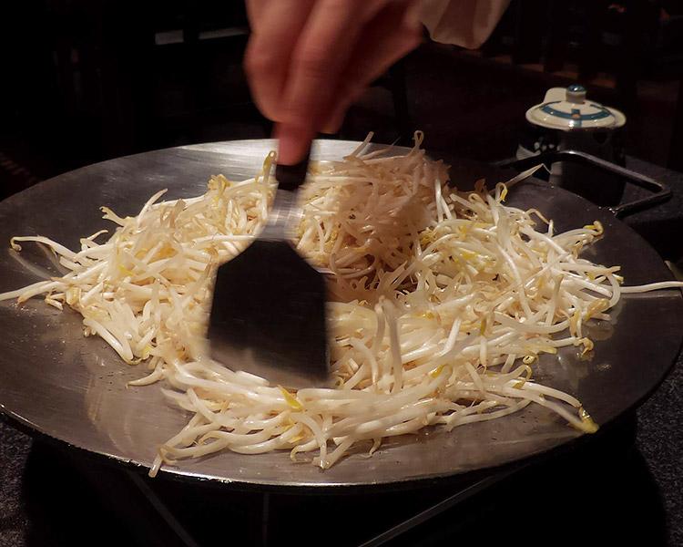 「味鉄 赤坂店」で「味鉄しゃぶしゃぶ[S](1,150円)」のランチ