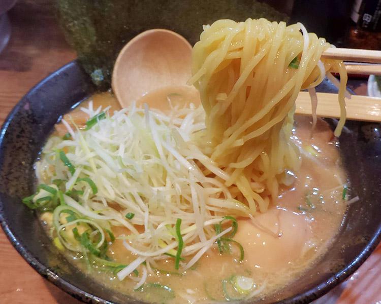 濃厚ねぎ味噌スペシャル(750円)