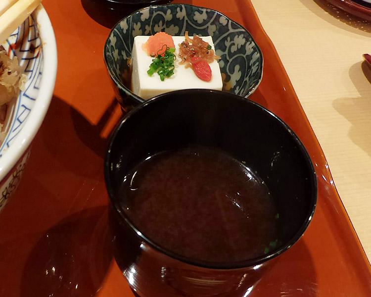 蓮の庭 天丼(1,300円)