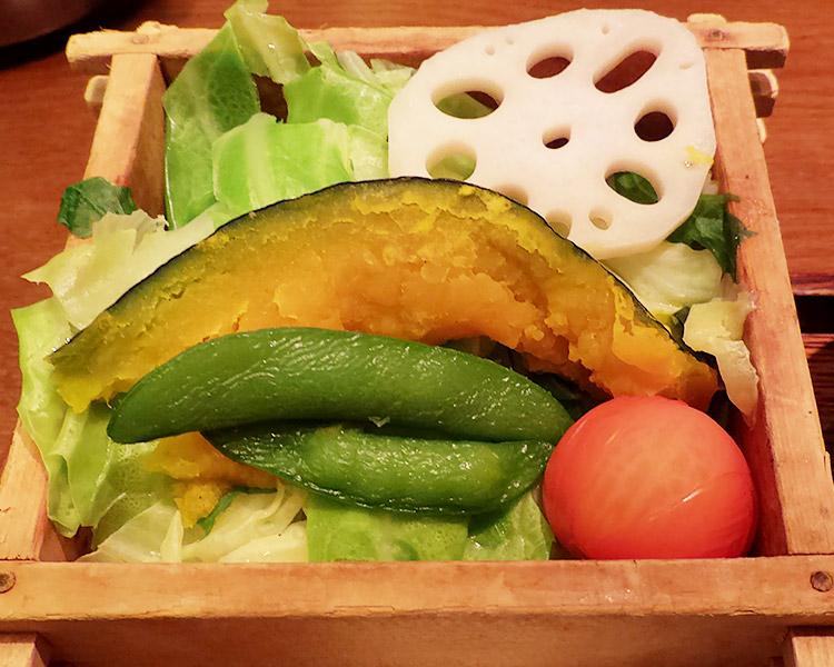 野菜せいろ蒸し