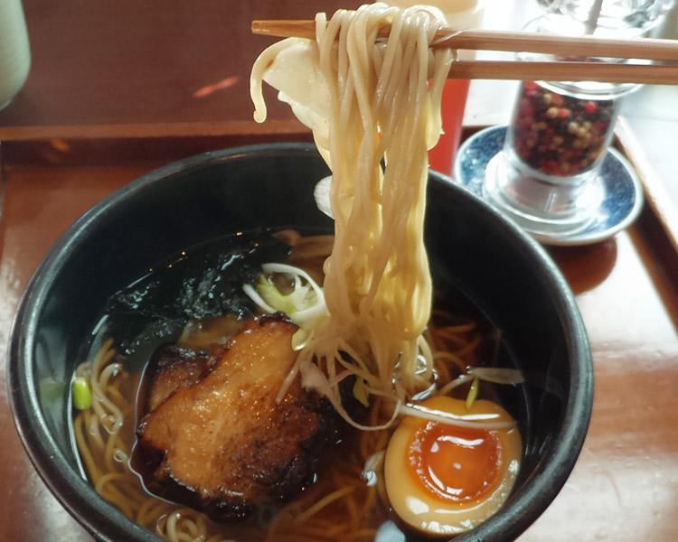 元祖 蕎麦屋のチャーシュー麺(1,150円)
