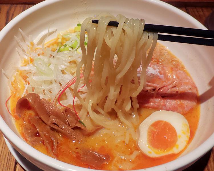 海老味噌麺(880円)