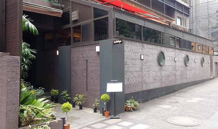 「Wakiya一笑美茶樓(いちえみちゃろう)」で「定番の麺とご飯のハーフ&ハーフ(1,500円)」のランチ