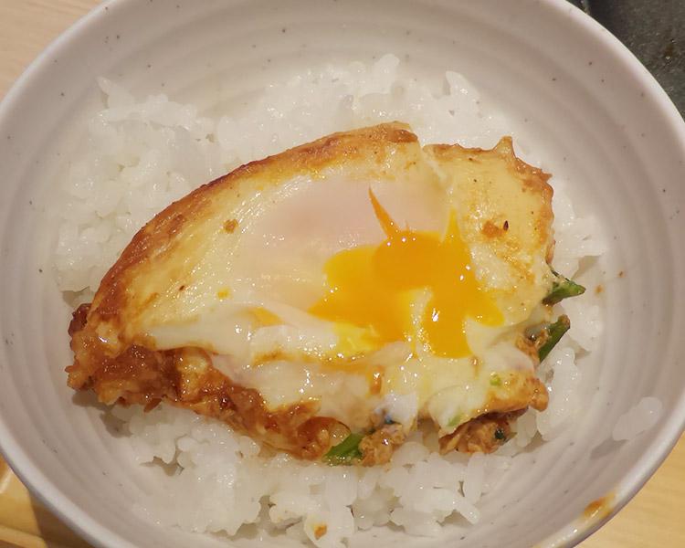 味噌かつ定食(760円)