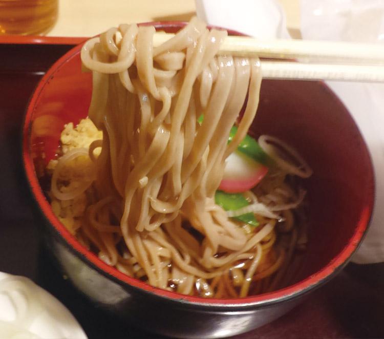 カツ丼・そばセット(900円)