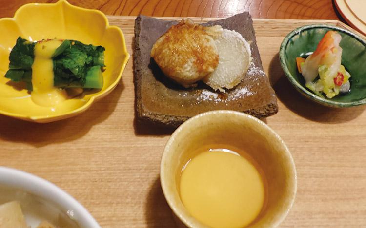 季節のぜいたく御膳(1,000円)