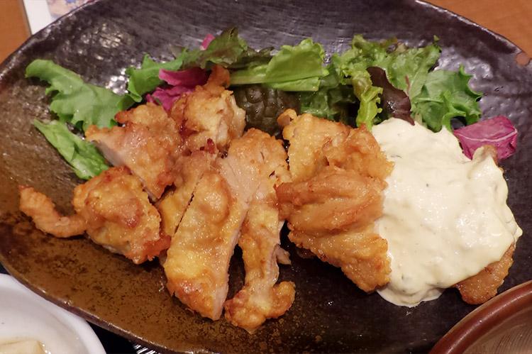 チキン南蛮タルタルソース(1,000円)