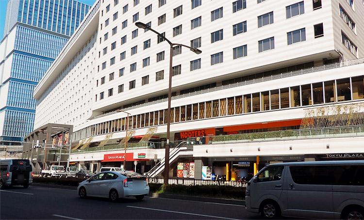 赤坂東急プラザ店