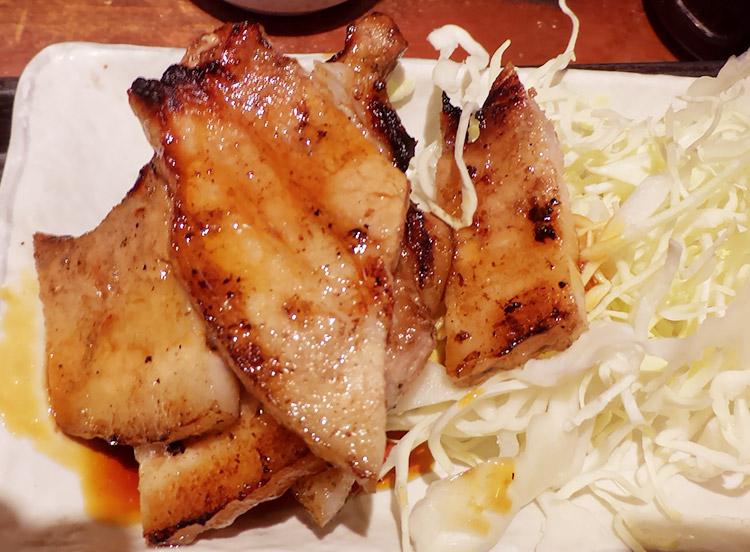 厚切り豚バラカルビ