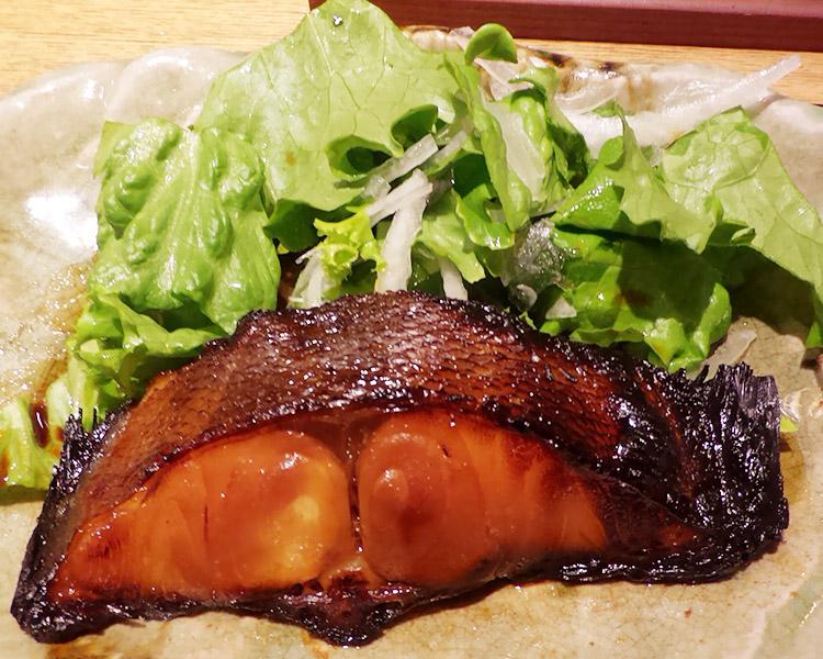 目鯛柚香焼定食[シルバー](1,300円)