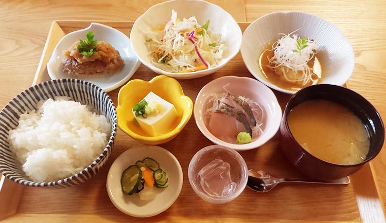 おばんざいランチ(1,000円)