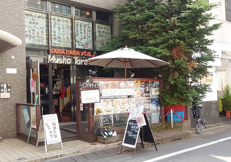 「ムシャトラ赤坂(MushaTora)」で「麻婆豆腐ラーメン&本日のミニ丼付(1,000円)」のランチ