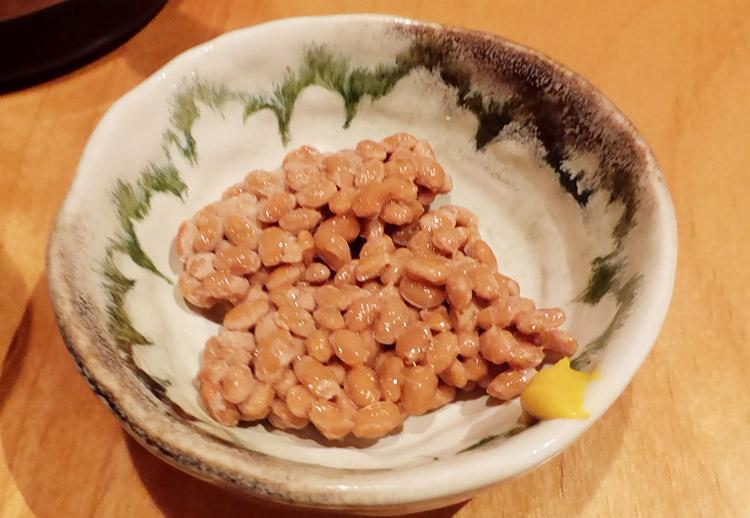納豆(100円)