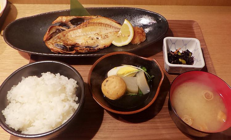 週替わり御膳(1,100円)