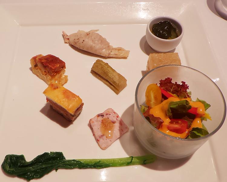 プルコギ付き 冷麺(1,200円)