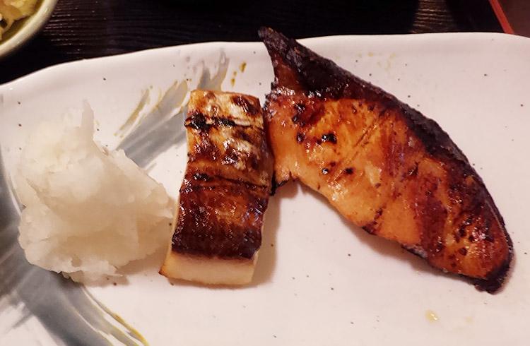 ぶり照り焼定食(1,000円)