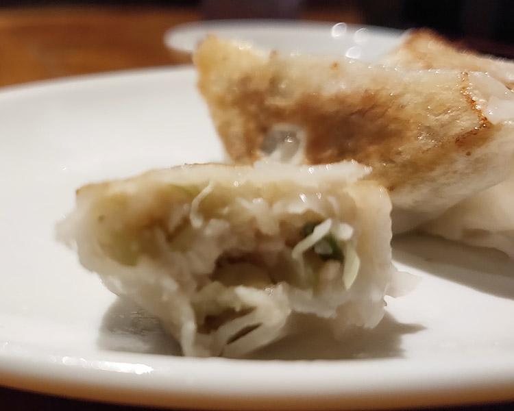 焼餃子(330円)