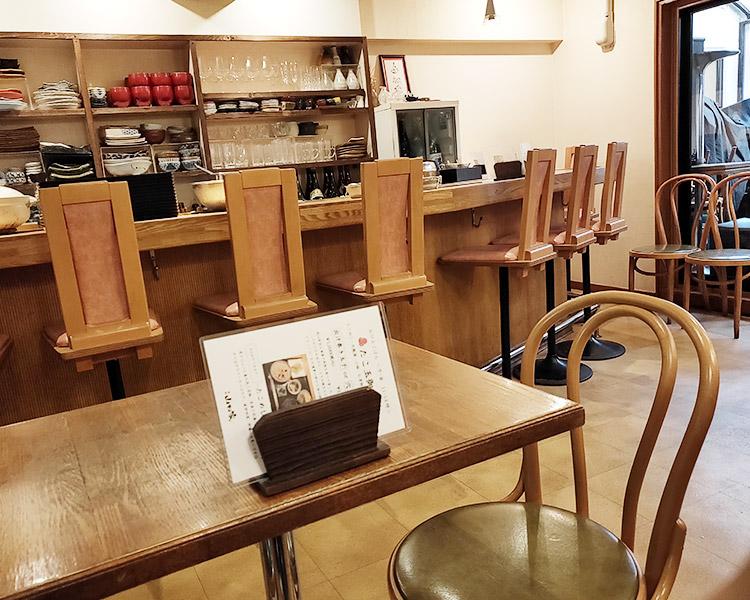 「赤坂 山ね家。」で「たこ玉御膳(1,200円)」のランチ